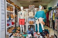 Store interior Stock Image