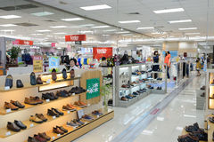 Store interior Royalty Free Stock Images