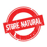 Store Natural rubber stamp Stock Images