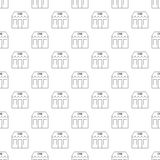 Store pattern seamless Royalty Free Stock Photography