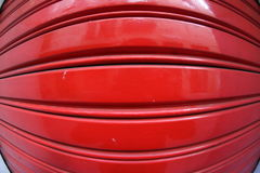 Store red shutter Royalty Free Stock Image