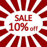 Store sale background. Royalty Free Stock Photo