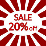 Store sale background. Stock Photos