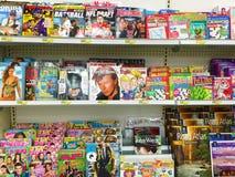 Store Shelf Stock Photos