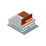 Store shop building Royalty Free Stock Photography