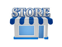 Store shop Stock Photography