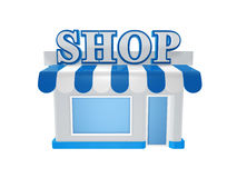 Store shop Royalty Free Stock Image