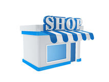 Store shop Stock Photo