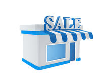 Store shop Royalty Free Stock Photo