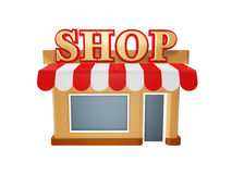 Store shop Royalty Free Stock Photos
