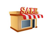 Store shop Royalty Free Stock Images