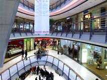 Store in Stuttgart Royalty Free Stock Photos