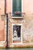 storefront Veneza Italy Foto de Stock