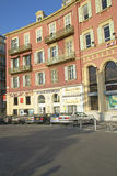 Storefronts, Nice, France Royalty Free Stock Photos