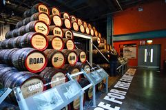 Storehouse de Guinness Fotos de Stock Royalty Free
