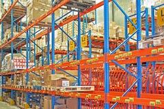 Storehouse factory Royalty Free Stock Photo