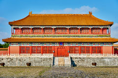 Storehouse Imperial Palace Forbidden City Beijing China Stock Photos