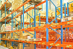 Storehouse industry Stock Images