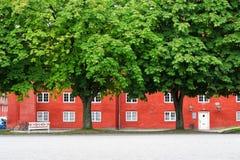 The storehouse in Kastellet, Copenhagen. Stock Images