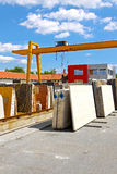 Storehouse marble Stock Photos