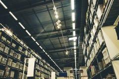 Storehouse or modern warehouse exterior Stock Photos