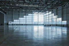 Storehouse moderno Fotografia de Stock