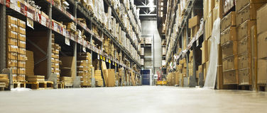 Storehouse Royalty Free Stock Image