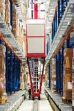Storehouse robot Stock Photos