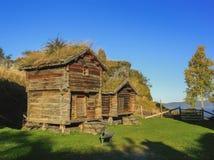 Storehouse velho Imagem de Stock