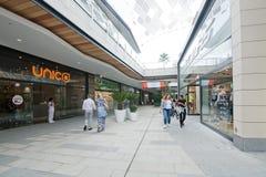 Stores FAN Mallorca Royalty Free Stock Photography