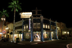 Stores in Hollywood Studios, Orlando Florida. Royalty Free Stock Image