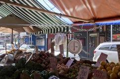 Philadelphia Italian Market Stock Photography