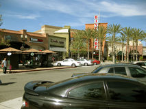 Stores and Shops, Riverside Plaza, Riverside, California, USA Stock Photo