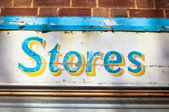 Stores sign Stock Photos