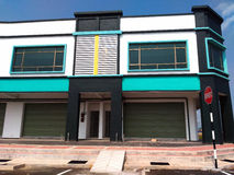 2 Storey Commercial Building Stock Images