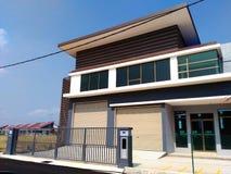 2 Storey Commercial Building Stock Photos