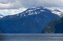 Storfjord near Stranda, Norway Royalty Free Stock Images