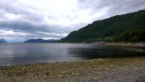 Storfjord, Sunnmore, Noruega vídeos de arquivo