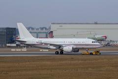 A319 STORGUBBE P4-MGU Royaltyfri Fotografi