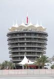 storgubbetornet (det Sakhir tornet) på BIC Royaltyfria Bilder