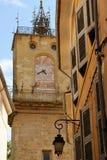Storia di Aix en Provence Fotografia Stock Libera da Diritti