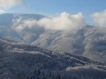 Storia 4 di inverno fotografia stock libera da diritti
