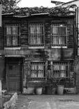Storia di orrore Fotografie Stock Libere da Diritti