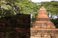Storia tailandese Fotografia Stock Libera da Diritti