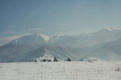 Storie di inverno Fotografia Stock Libera da Diritti
