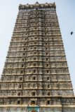 The 20-storied Gopura at the Murdeshwar Temple Stock Photography