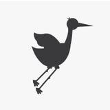 Stork design Stock Photos