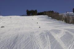 Storklinten, alpine mountane Stock Photography