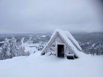 Storklinten, montagnes en Suède Photos libres de droits
