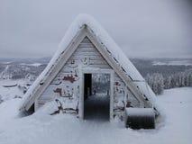 Storklinten, montagnes en Suède Photo libre de droits